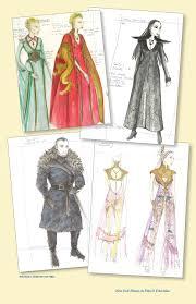 Costume Designer Costume Designer Michele Clapton Receives Designing Women