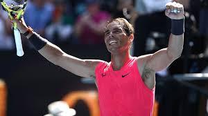 Rafael Nadal up and running at Australian Open
