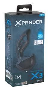 <b>Стимулятор простаты Xpander</b> X3 размер M - черный, Joy ...