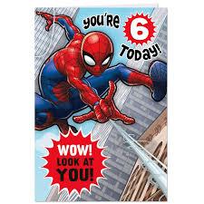 spider man amazing hero birthday pop up birthday card greeting jpg 1024x1024 spider man happy birthday