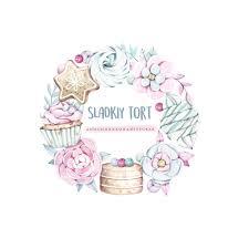 Пин от пользователя Анастасия Сташевская на доске Logo, иллюстрации,  логотипы   Визитки пекарни, Логотип на торте, Шаблоны визиток