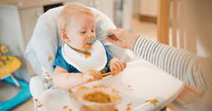 the best 9 month old baby food table