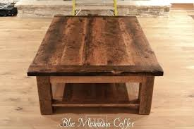 reclaimed wood side tables for sale rustic coffee84