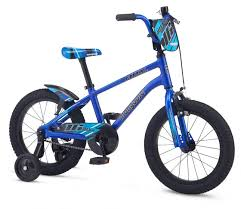 Mongoose Bmx Size Chart Bike18 Mongoose Mitygoose 16 Blue