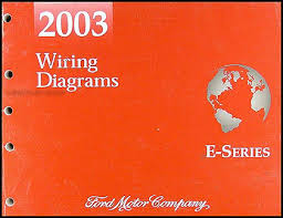 ford e 450 super duty stripped chassis service manuals shop 2003 ford econoline van club wagon wiring diagram manual original
