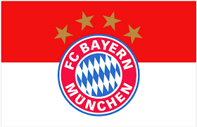 Fc bayern munich football sports team germany logo illustration label game german sport soccer logos sports ribbons & labels +12. Amazon Com Bayern Munich Crest Flag Garden Outdoor