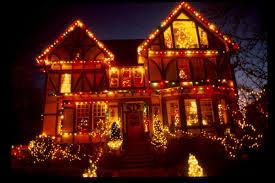 christmas outside lighting. Outstanding Christmas Lighted Outside Lighting