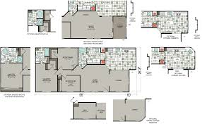 manufactured homes dealer silvercrest bradford bd 60 floor plan