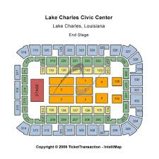 Lake Charles Civic Center Arena Seating Chart 17 Explicit Lake Charles Civic Center Seating Chart