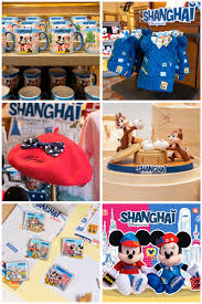 Exclusive 'Mickey in Shanghai' Collection Now at Shanghai Disney ...
