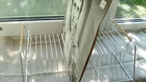 <b>Подставка для виниловых</b> пластинок из сушилки для посуды ...