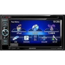 double din navigation vehicle electronics gps kenwood double din