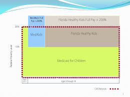 Florida Kidcare Eligibility Chart 2019 1 Subsidized Cost Florida Kidcare Most Families Pay Only