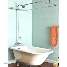 shower curtain solutions claw tub shower curtain curtains for tubs solutions clawfoot liner solution best