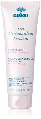 <b>NUXE</b> Gel Demaquillant <b>Rose Petals</b> Cleanser, 125 ml - Buy Online ...