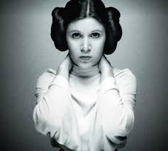 carrie fisher leia. Perfect Fisher Carrie Fisher Inside Leia StarWarscom