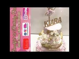 1st Birthday Cakes For Baby Girl In Delhi First Birthday Cake