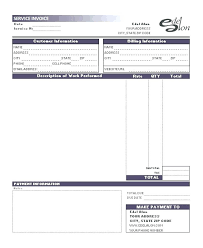 Free Excel Invoice Template Download Invoice Template Excel Free Download Invoice Tracker Template For
