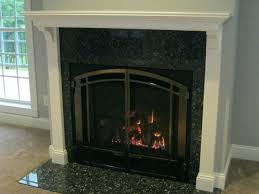 smlf cast iron fireplace doors contemporary glass modern and screens