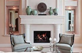 Decorating A Fireplace Mantle With Ceramic Pottery And Ornament ,  Decorating A Fireplace Mantel In Your