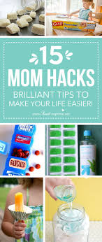 Life Hacks For Moms 302 Best Life Hacks Images On Pinterest Lifehacks Random