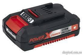 <b>Аккумулятор 2</b>,<b>0</b> Ач <b>Einhell 18V 2</b>,<b>0</b> Ah Power-X-Change — купить ...