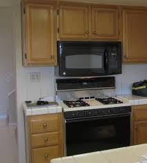 stove top microwave.  Microwave Caution Inside Stove Top Microwave V