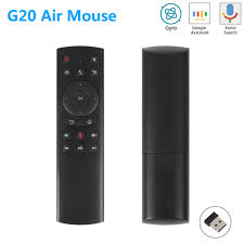 G20 G20S Gyro Smart Voice Remote Control IR Learning 2.4G Wireless Fly Air  Mouse for X96 Mini H96 MAX X99 Android TV Box vs G10