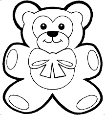 Small Picture coloring sheets big cute bares Teddy bear Coloring Pages 05