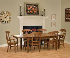 amish dining room furniture ohio amish dining room furniture