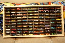 23 diy display cases ideas which makes your stuff more presentable these many pictures of hot wheels