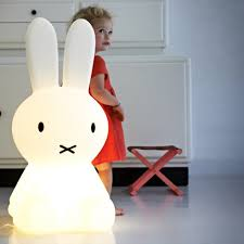 Mr Maria Miffy Led Light Xl Maude Kids Decor