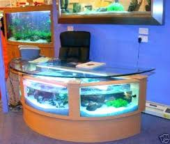 office fish. Office Fish Tank Desktop Medium Size Of Desk Aquarium Kit With Led .