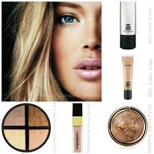 fresh dewy summer makeup look