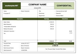 Payroll Sheet Samples Pay Stub Template Exceltemplate Net