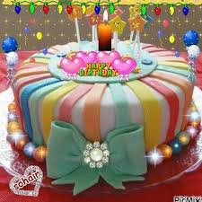 Birthday Cake Gif Home Facebook