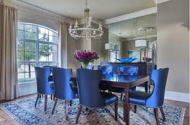 Image Of: Blue Dining Room Furniture  Stylid.org