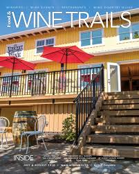 Fusion Hair Design Allendale Food Wine Trails July August 2018 By Bc Food Wine