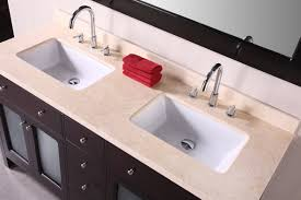 Square Sinks Bathroom Incredible Decolav Classically Redefined Square Vessel Bathroom