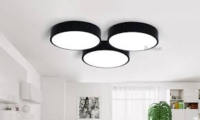 horsten modern minimalism led ceiling light round down light ceiling lamp creative personality study dining room