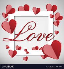 valentine heart frame. Brilliant Heart Love Valentine Day Heart Frame Sweet Vector Image And Valentine Heart Frame F