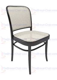 michael thonet 811 era chair with cane seat