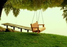 Tree Swing Garden Bench Swings Seat Only Built To Last Decades Forever