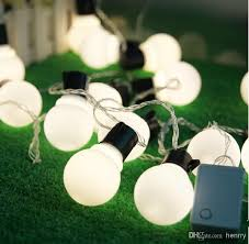 large round outdoor lights designs