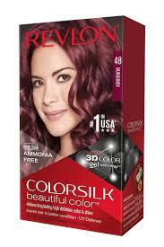 Hair Color Fade Chart Revlon Colorsilk