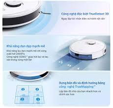Robot hút bụi lau nhà Ecovacs Deebot N8 Pro Plus - Lực hút Max 2600Pa - Bản  Quốc Tế - BH 24 tháng - Vietnamrobovac