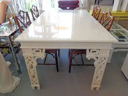 dining chair remendations regency style dining table and chairs elegant fretwork dining table in white