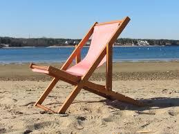 fresh ham beach chair 39 in pvc beach lounge chair with