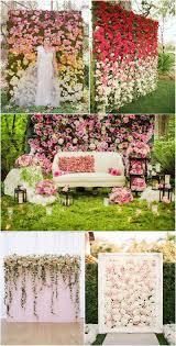 fl wedding backdrop idea