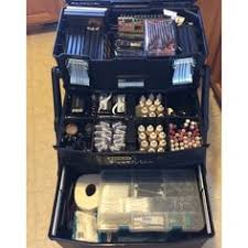 stanley fatmax mobile work station for makeup kit storage